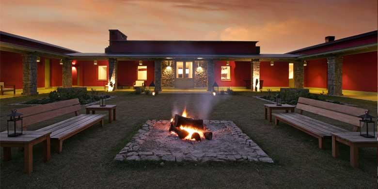 5* Lodge accommodation